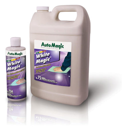 AutoMagic White Magic® Sealer / Wax