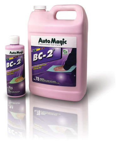 AutoMagic BC-2® Base / Clearcoat Finish