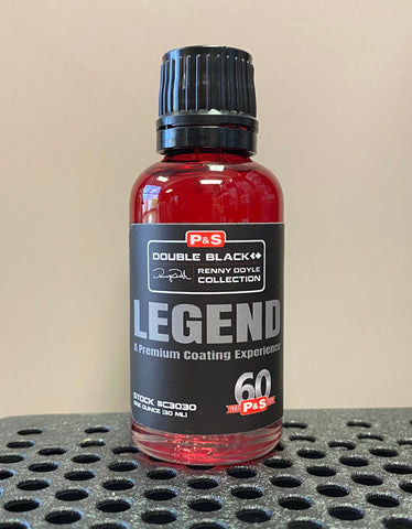 P&S Legend - A Premium Ceramic Coating