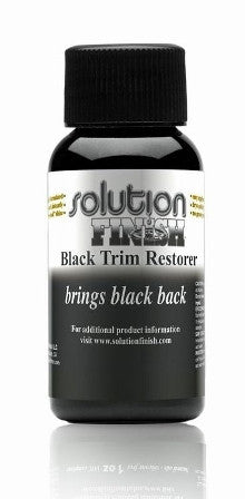 Solution Finish Trim Restorer