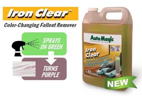 AutoMagic Iron Clear Fallout Remover