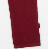 Pantalon velours Burgundy
