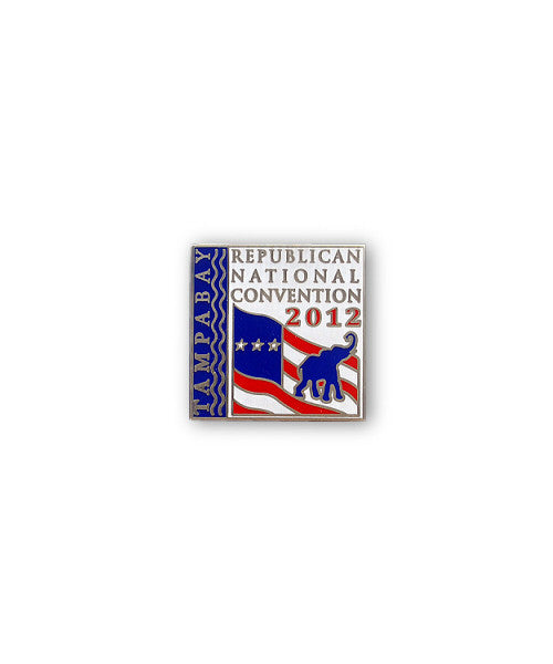 2012 Convention Lapel Pin