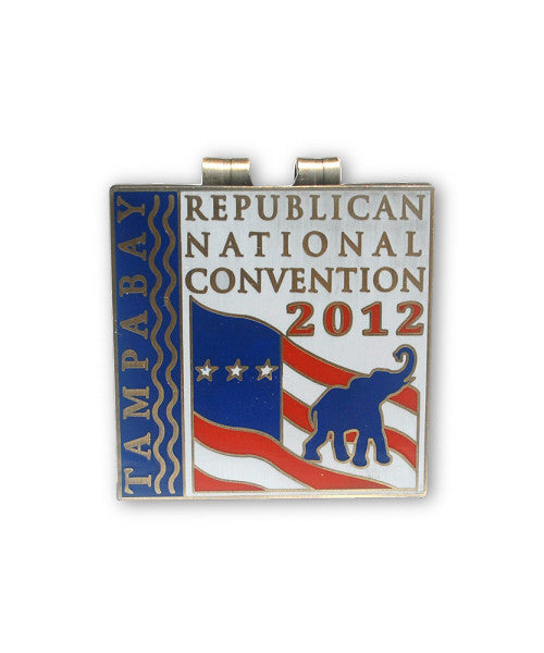 2012 Convention Money Clip