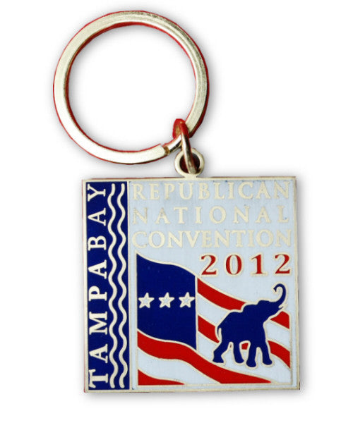 2012 Convention Key Tag