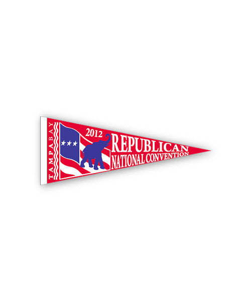2012 Convention Pennant
