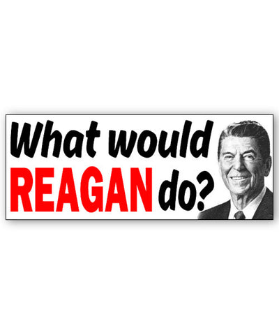 Really Miss Reagan Sticker