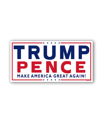 Trump Pence 2020 Campaign Button