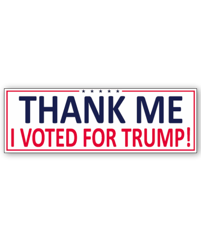 President Trump Sticker