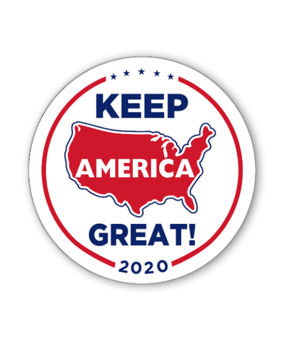 Trump 2024 Sticker