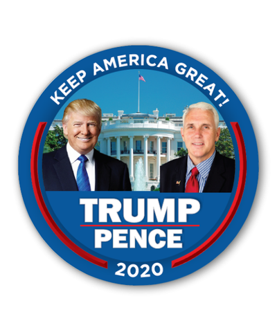 4 More Years! Sticker