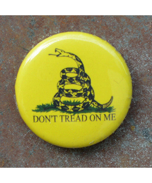 Don't Tread MiniButton
