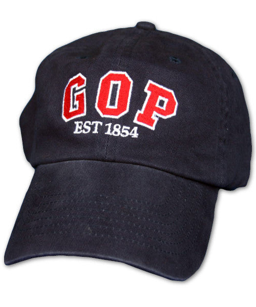 GOP Navy Hat