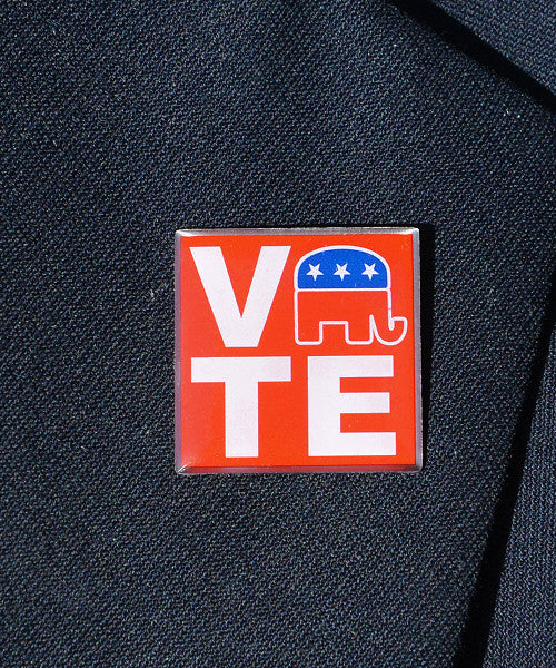 VOTE Lapel Pin