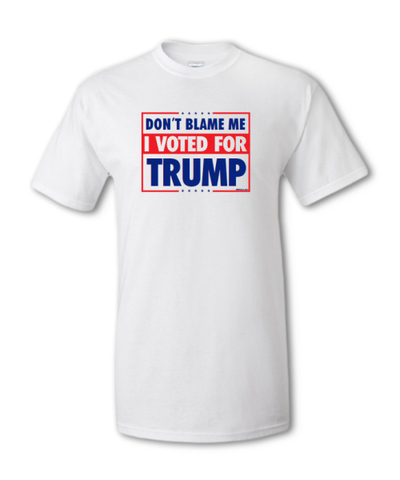 Trump Pence Red Grassroots Tee