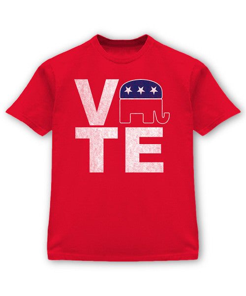 VOTE Red Tee
