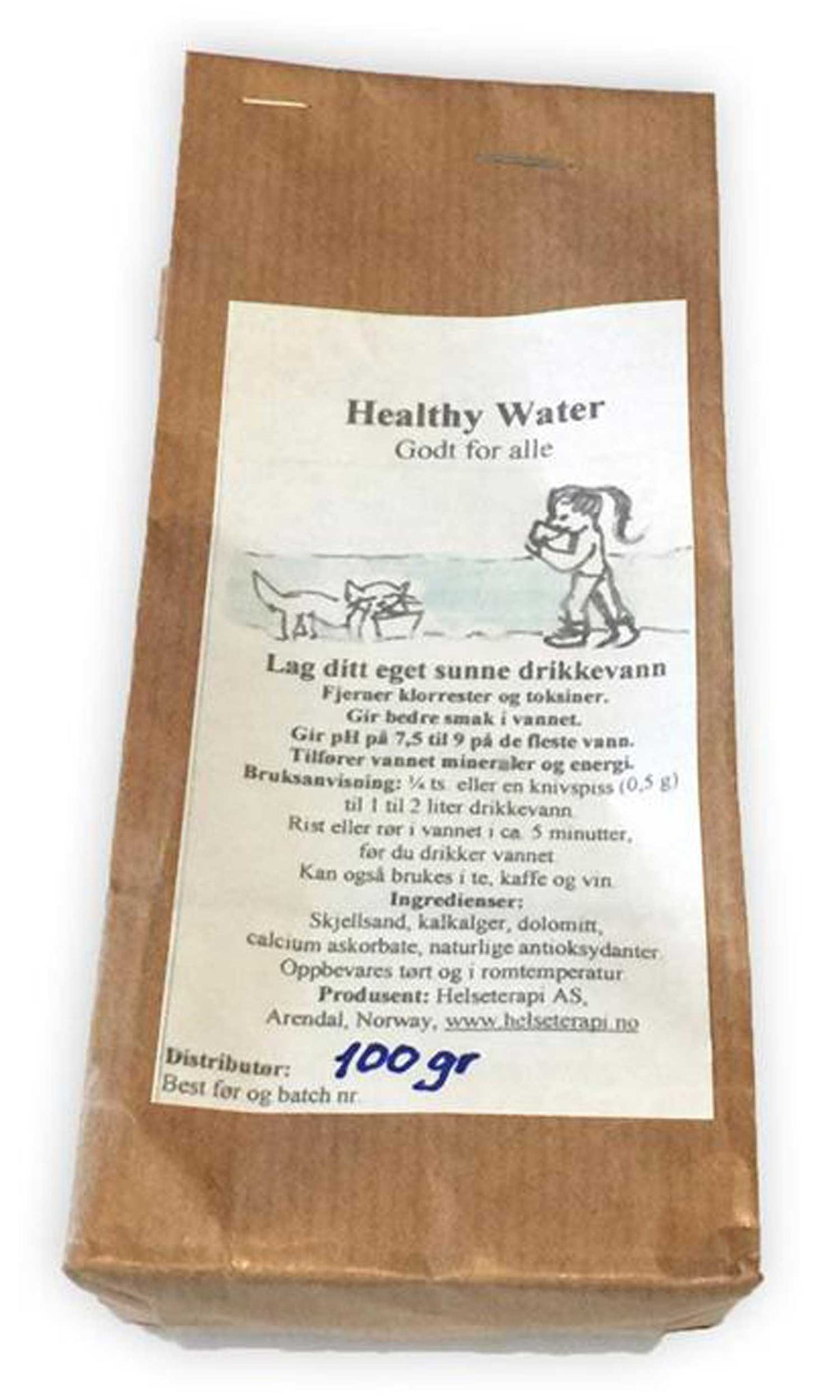 Healthy Water (100g)