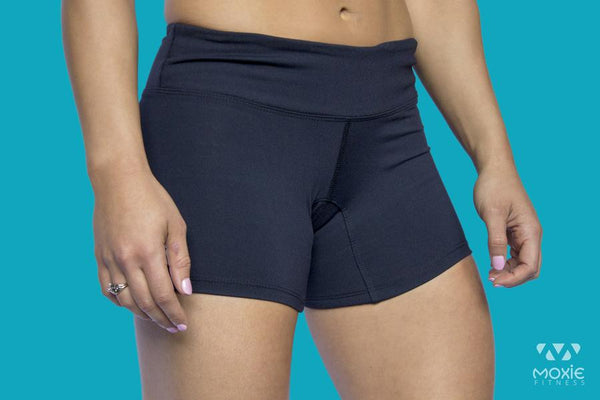 Leak Proof Shorts by Moxie