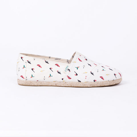 PAEZ Original RAW - PRINTS BIRDS MULTICOLOR