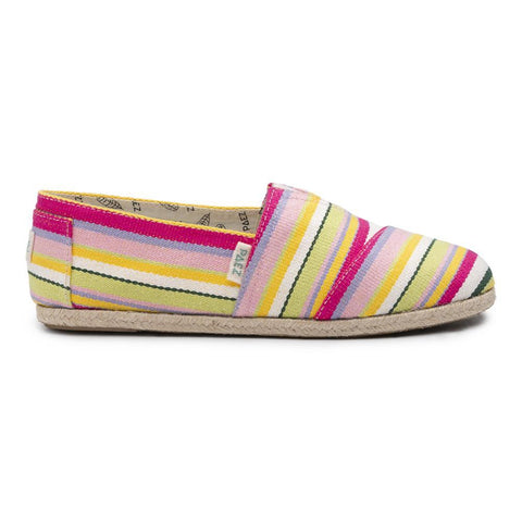 PAEZ Original RAW YELLOW STRIPES MULTICOLOR
