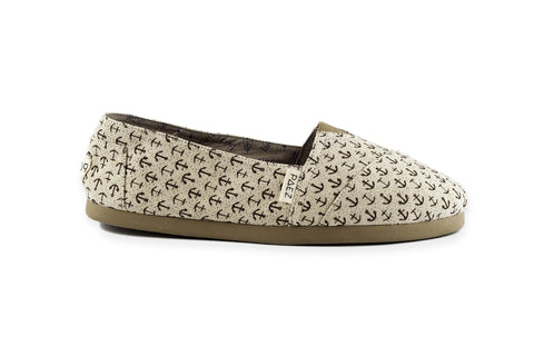 PAEZ Original - CORK ANCLAS BROWN