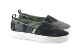 FIELD DENIM BLACK - SNEAKERS