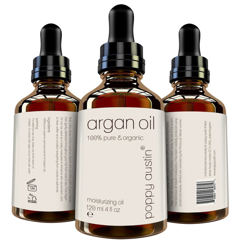 pure argan oil (120 ml)