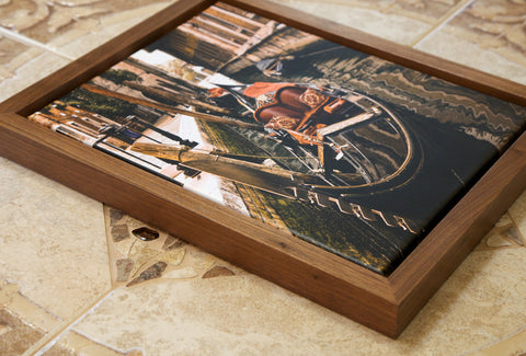 Floater Frames -3 custom framing New York and Brooklyn
