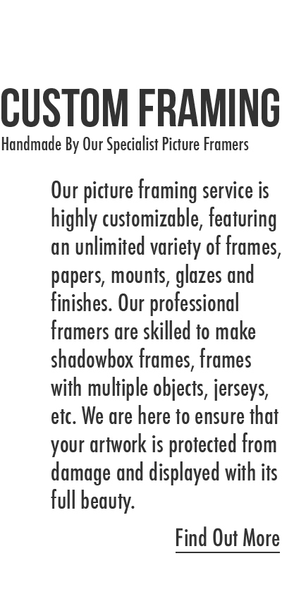 Services – 567 FRAMING