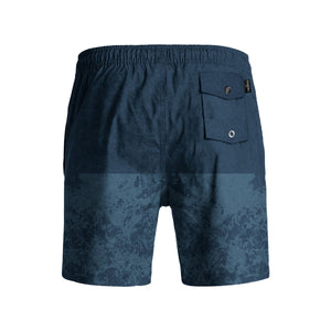 The Tropics Men's Whitecap Trunk