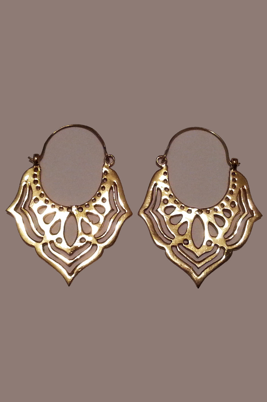 Monarch Wings Earrings