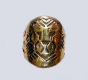 Lions Gate Ring (Semi Adjustable)