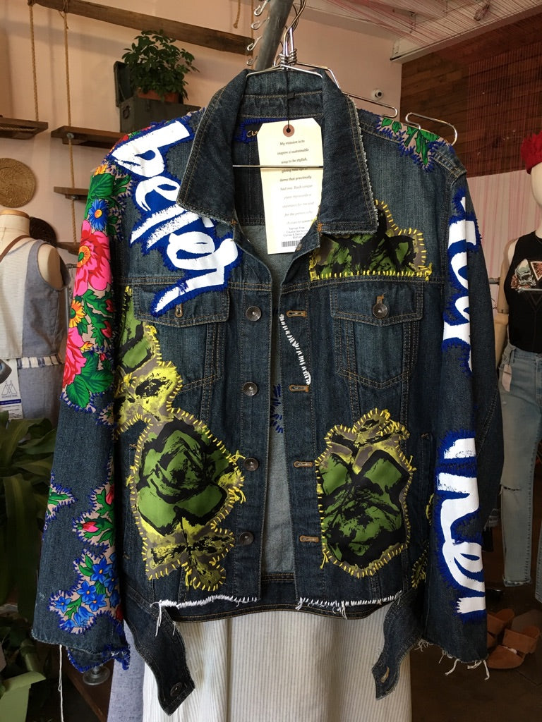 Better Together Denim Jacket