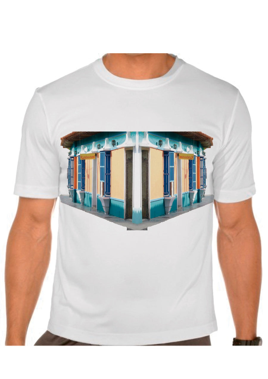 CASITAS DE COLORES PRINT T-SHIRTS