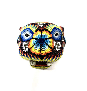 Huichol Art Jaguar