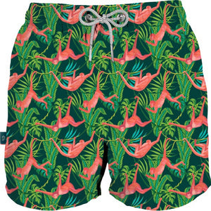 SEAHORSE Swim Trunk Jungle Night