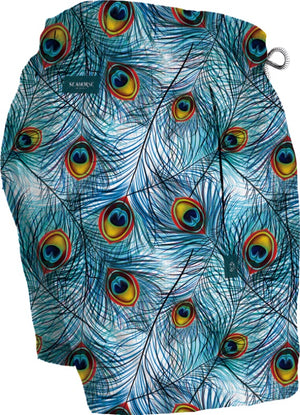SEAHORSE Swim Trunk Light Peacock