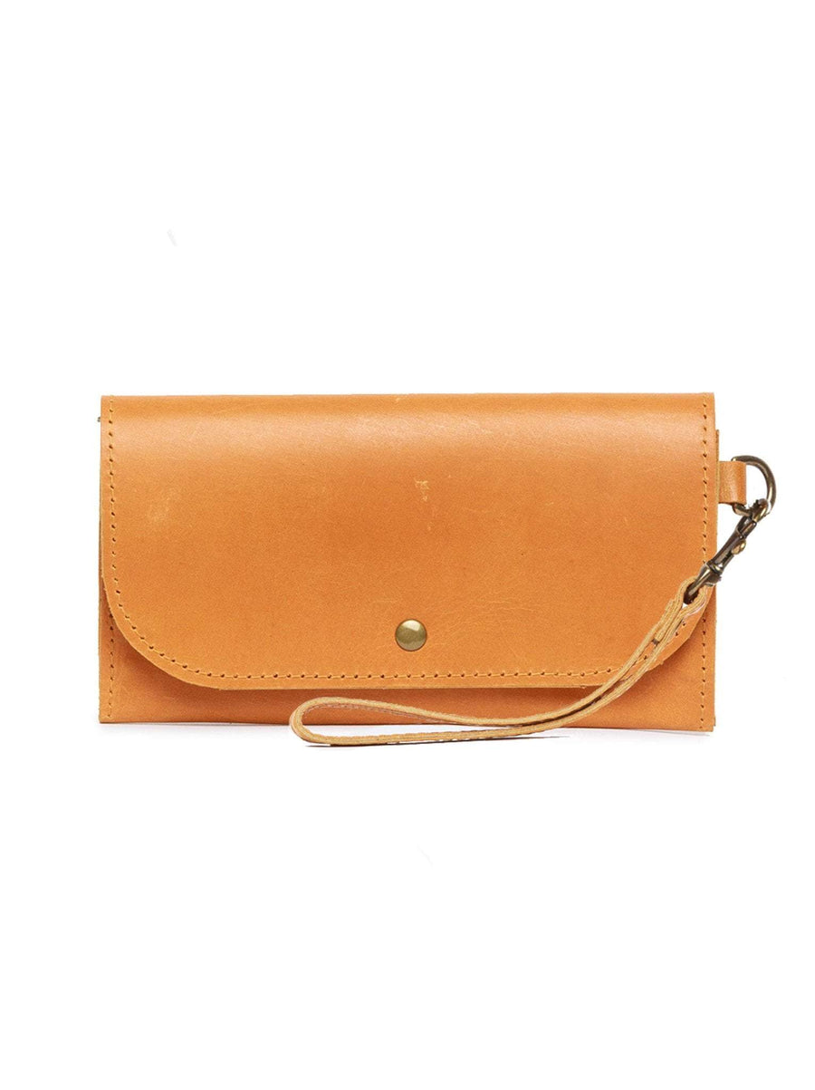 Mare Phone Wallet Cognac