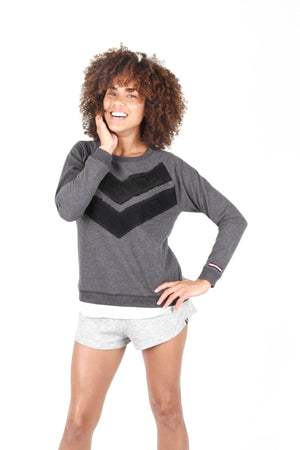 Yaqui Chevron Sweater