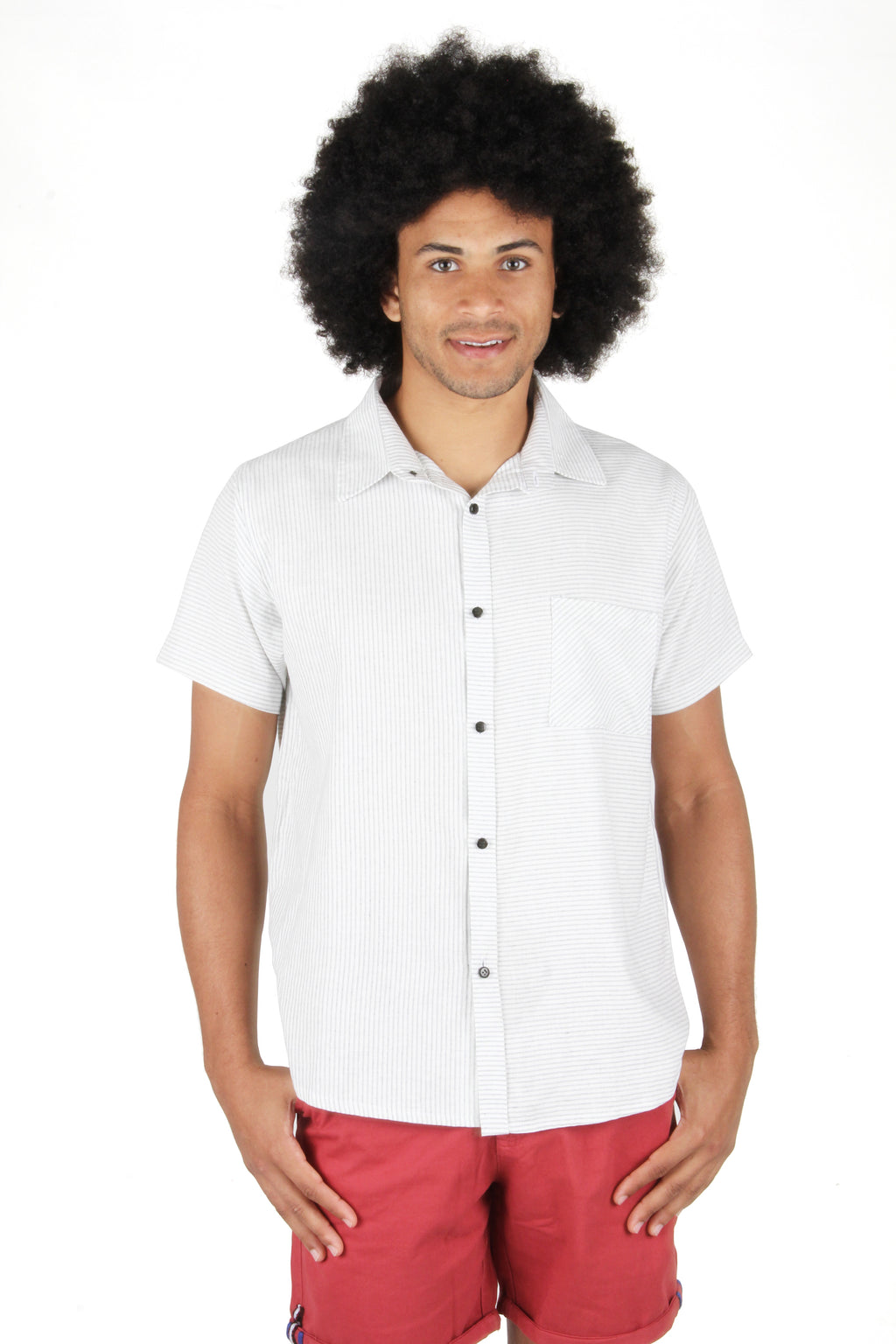Recycled Mutuba Shirt