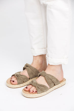 Carranza Double Knot Sandal