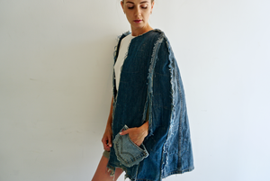 The Reverse Denim Jacket