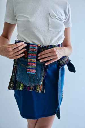 The Hmong Belt Bag