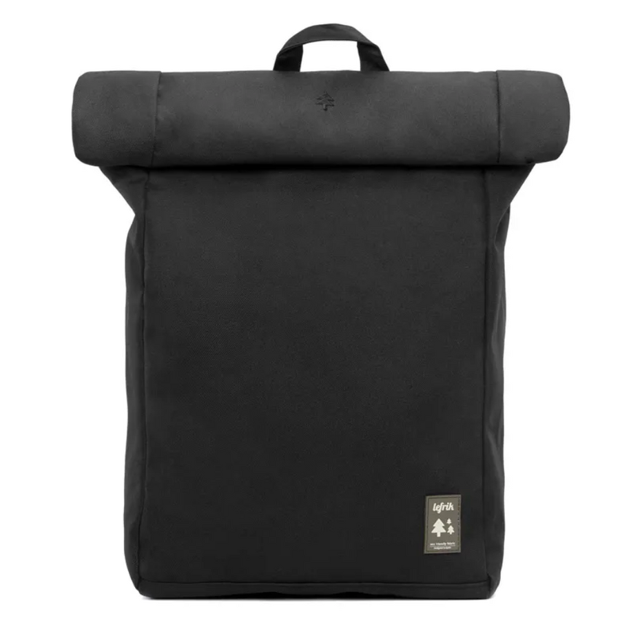 Roll Backpack Black