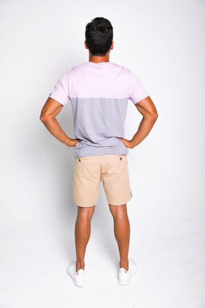 BiColor Notebook Tee