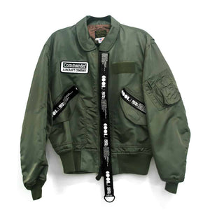 VINTAGE AVIREX® MILITARY JACKET (ONE-OF-ONE)