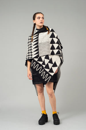 New Shape Poncho