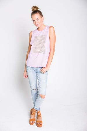 Triangle Muscle Tee