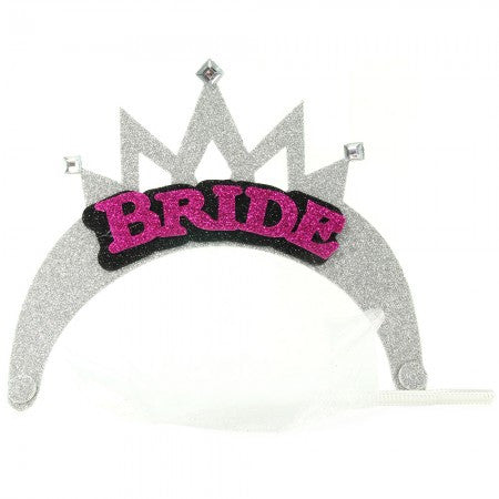 Bride To Be Party Tiara