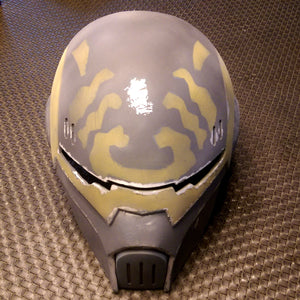 Ventress Bounty Hunter Helmet